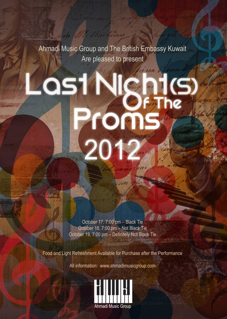 Last Night(s) of the Proms 2012
