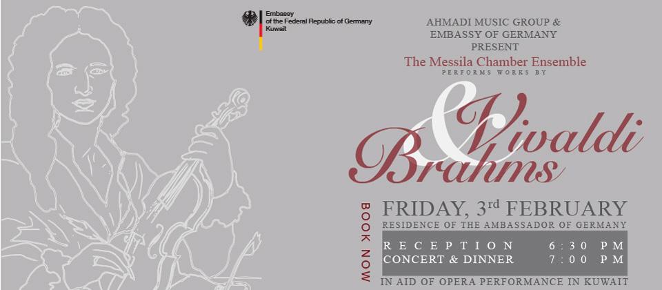 Vivaldi & Brahms